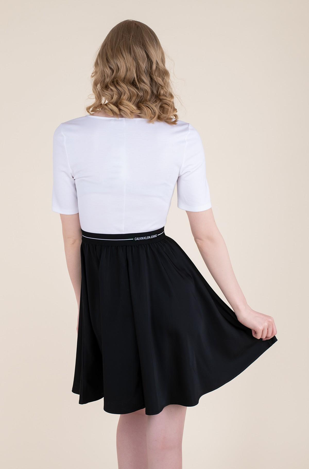 Dress LOGO ELASTIC DRESS-full-2