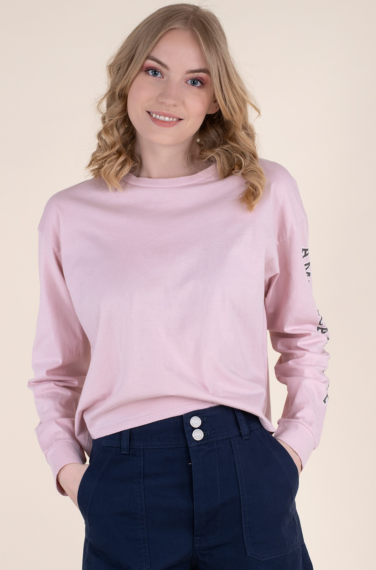 T-krekls ar garām piedurknēm  030-1305-9904-full-1