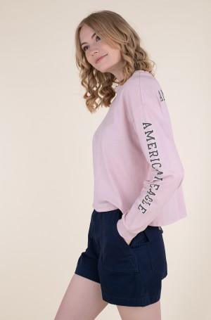T-krekls ar garām piedurknēm  030-1305-9904-2