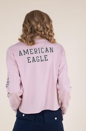 T-krekls ar garām piedurknēm  030-1305-9904-3