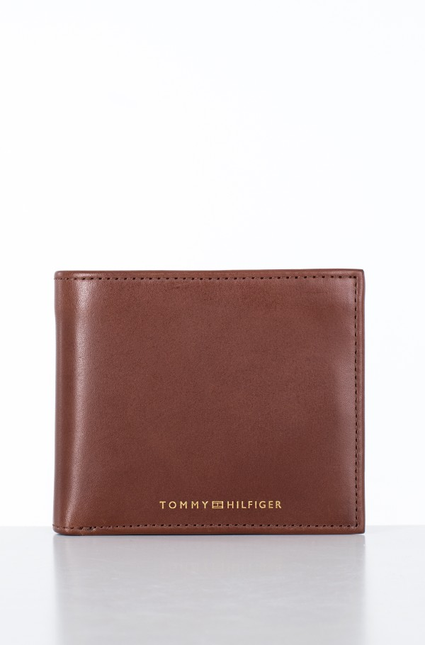 CASUAL LEATHER CC FLAP AND COIN