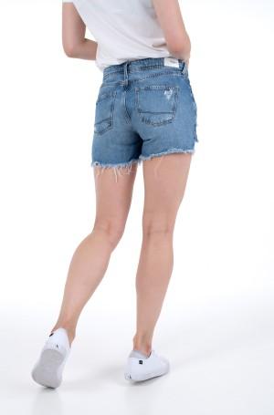 Lühikesed teksapüksid THRASHER DESTROY/PL800941-2