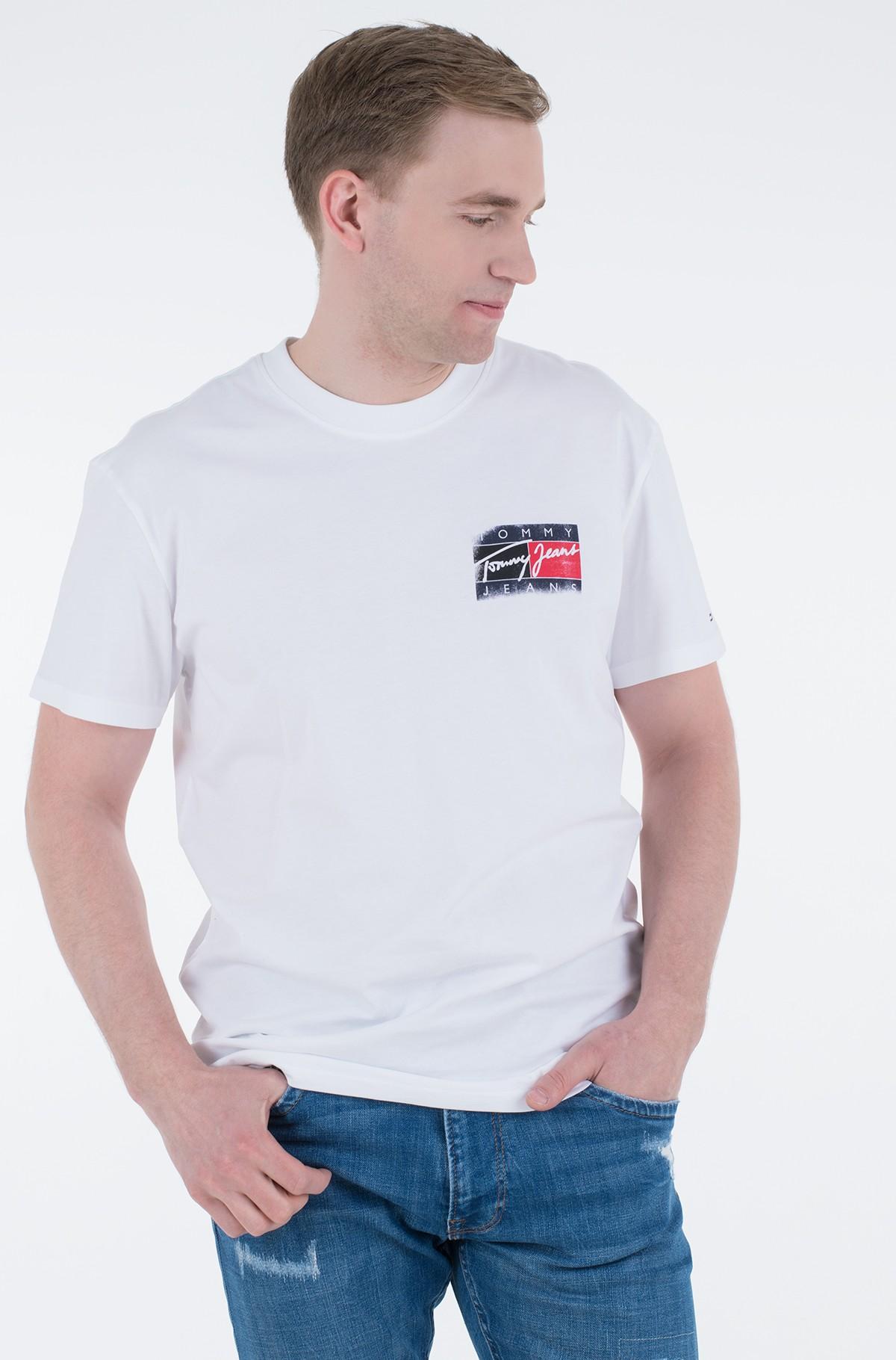 T-krekls TJM FADED FLAG TEE-full-1