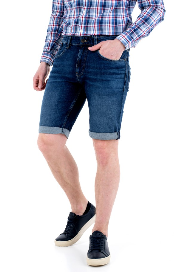 RONNIE RLXD DENIM SHORT HDBC