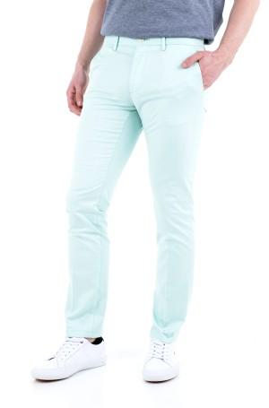 Fabric trousers DENTON TH FLEX SUMMER TWILL-1