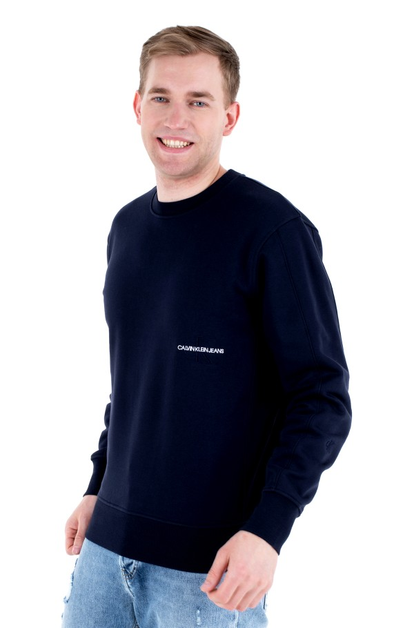 OFF PLACED ICONIC CREW NECK