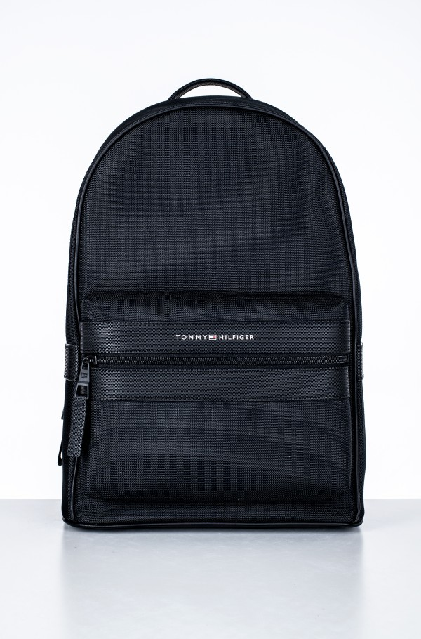 ELEVATED NYLON BACKPACK-hover