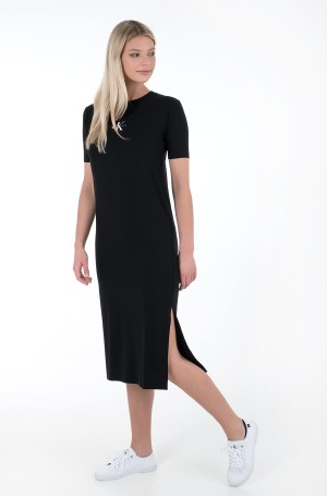 Suknelė RIB MAXI T-SHIRT DRESS-1