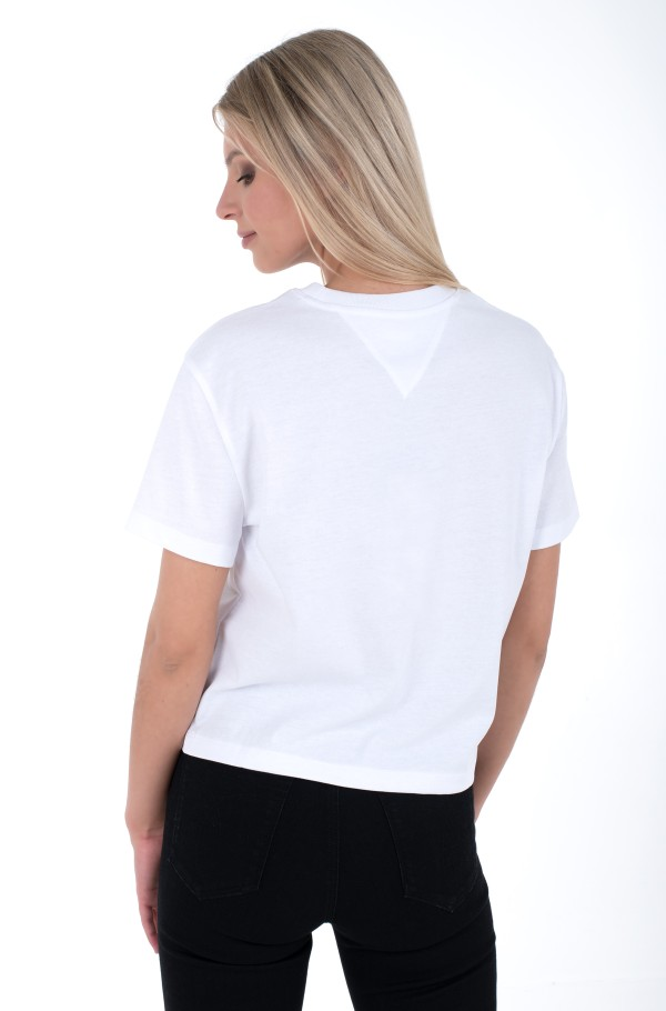 TJW TOMMY CENTER BADGE TEE-hover