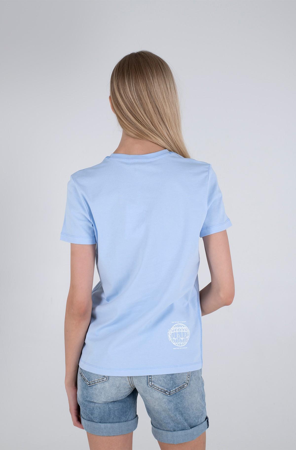 T-shirt ABO EARTH DAY FLAG TEE-full-2