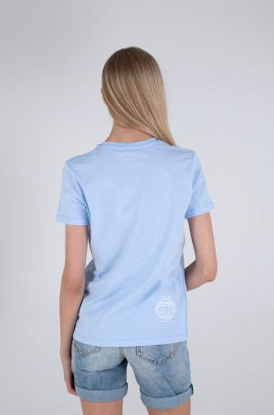 T-shirt ABO EARTH DAY FLAG TEE-2