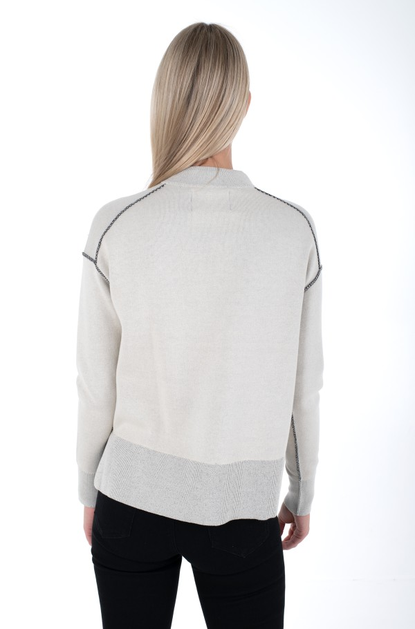CK LOOSE SWEATER-hover