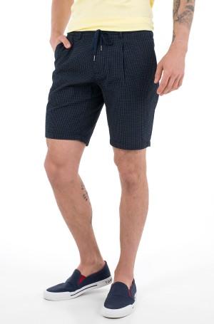 Shorts BROOKLYN GINGHAM SEERSUCKER-1