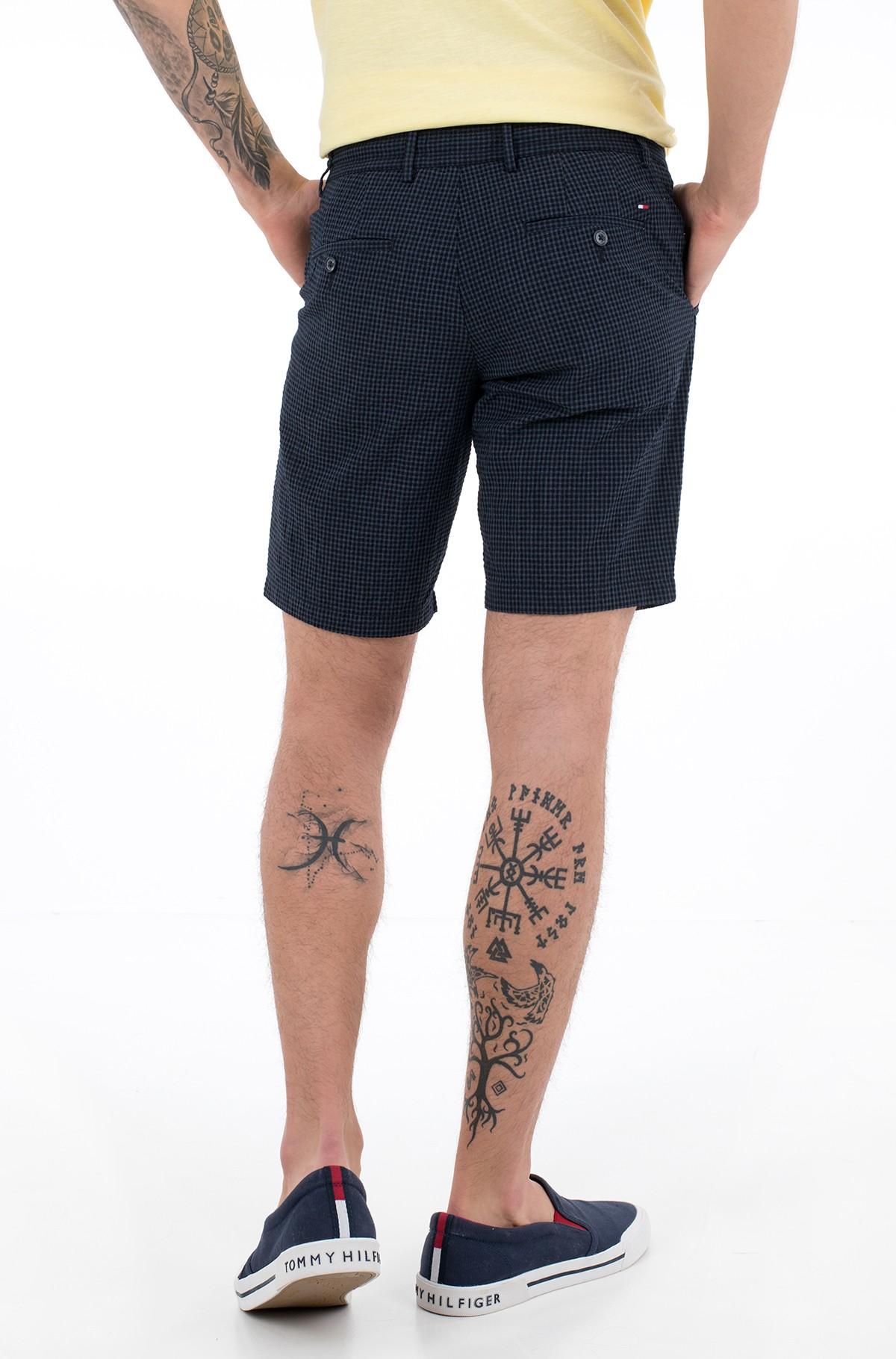 Shorts BROOKLYN GINGHAM SEERSUCKER-full-2