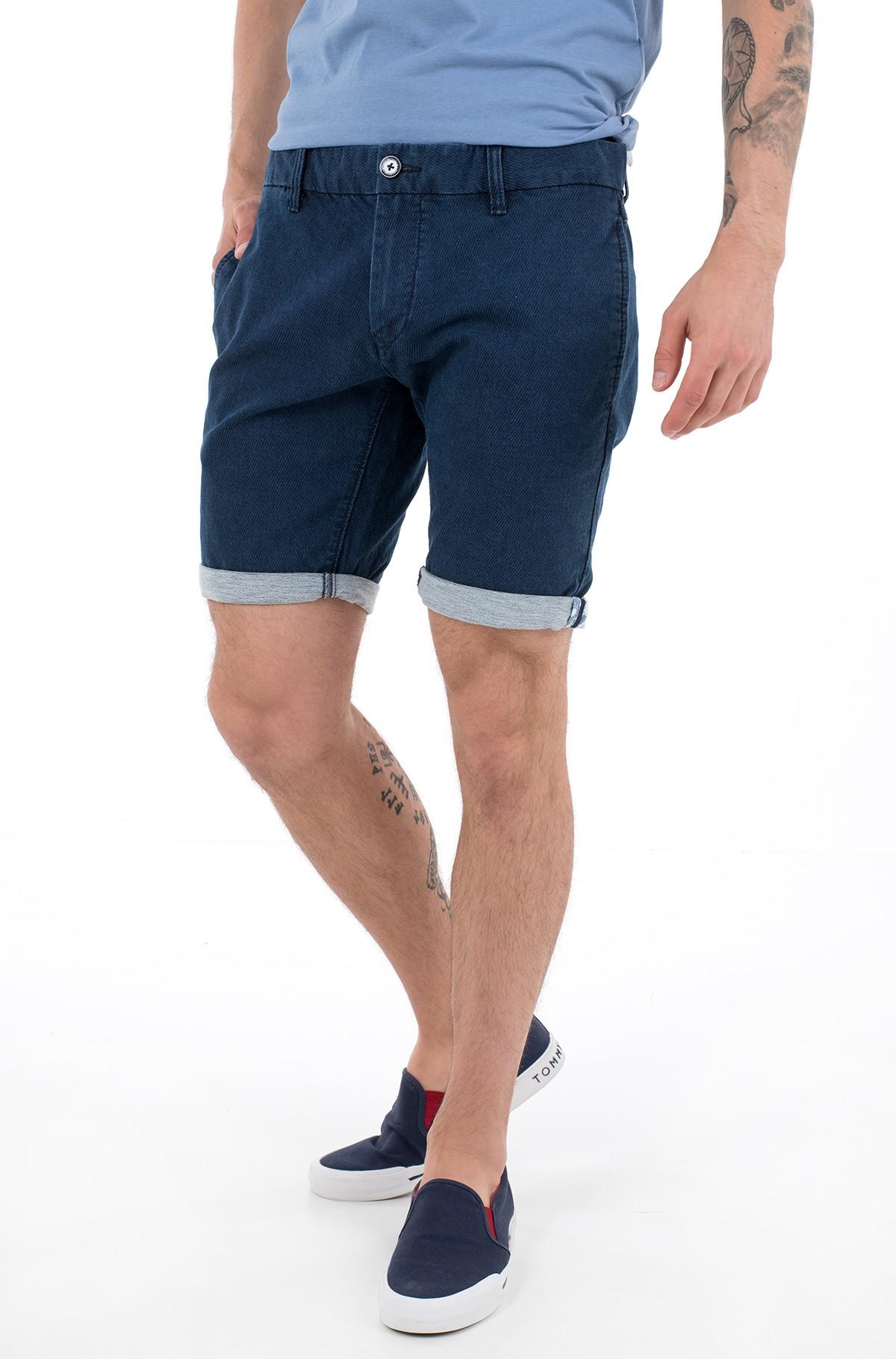 Lühikesed püksid JAMES SHORT INDIGO/PM800841-full-1