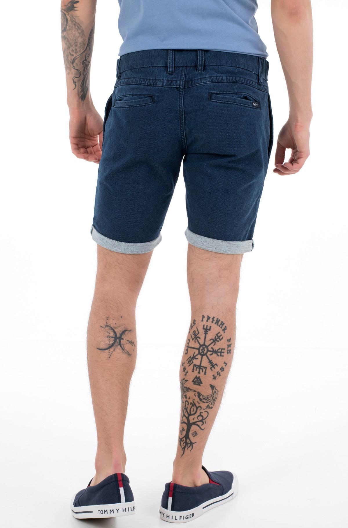 Lühikesed püksid JAMES SHORT INDIGO/PM800841-full-2