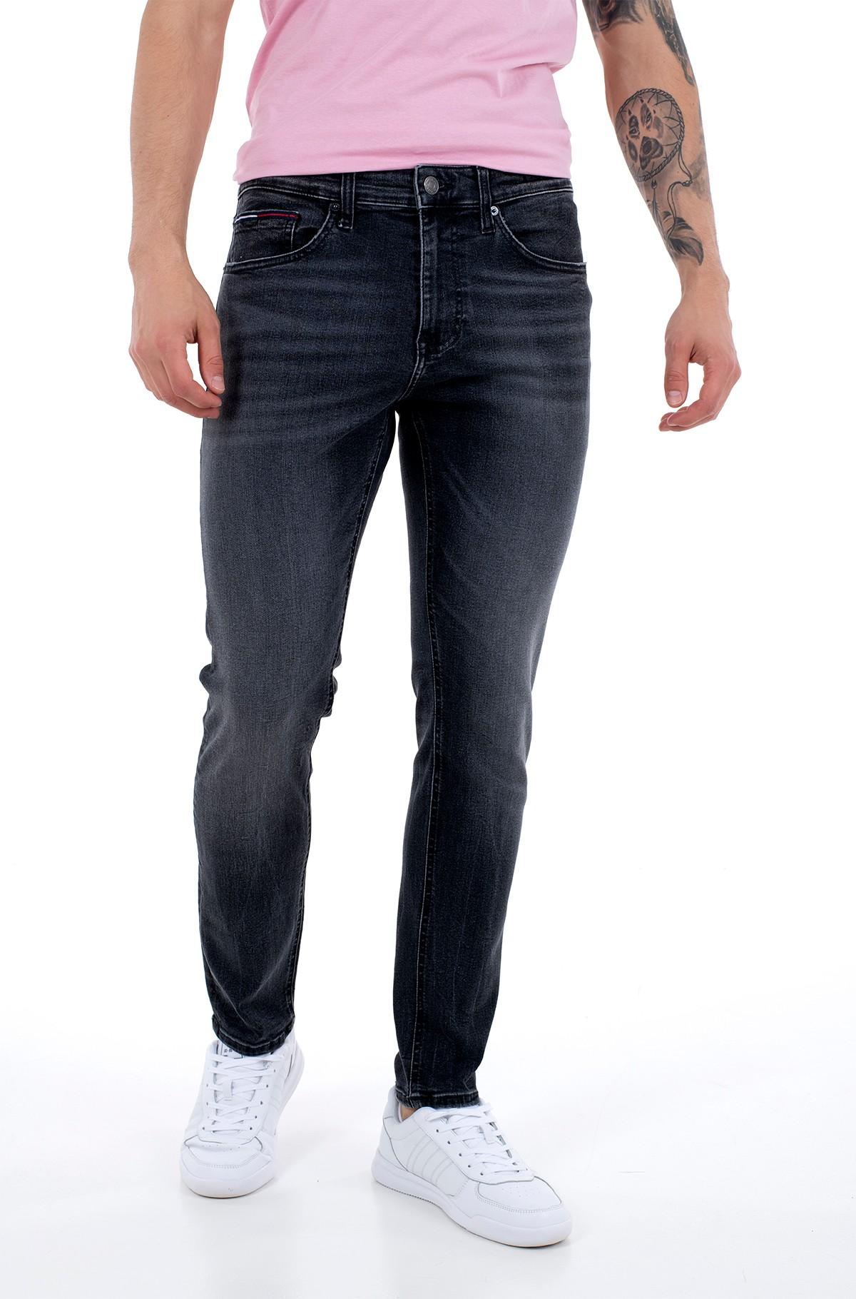 Jeans AUSTIN SLIM TPRD DYBRBKS-full-1