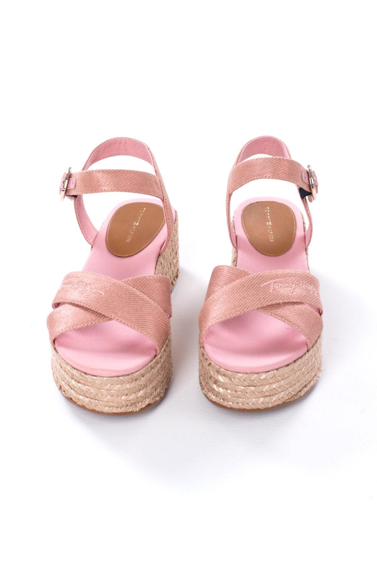 Platform shoes TH SIGNATURE FLATFORM SANDAL-full-2