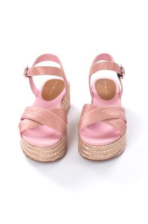 Platform shoes TH SIGNATURE FLATFORM SANDAL-2