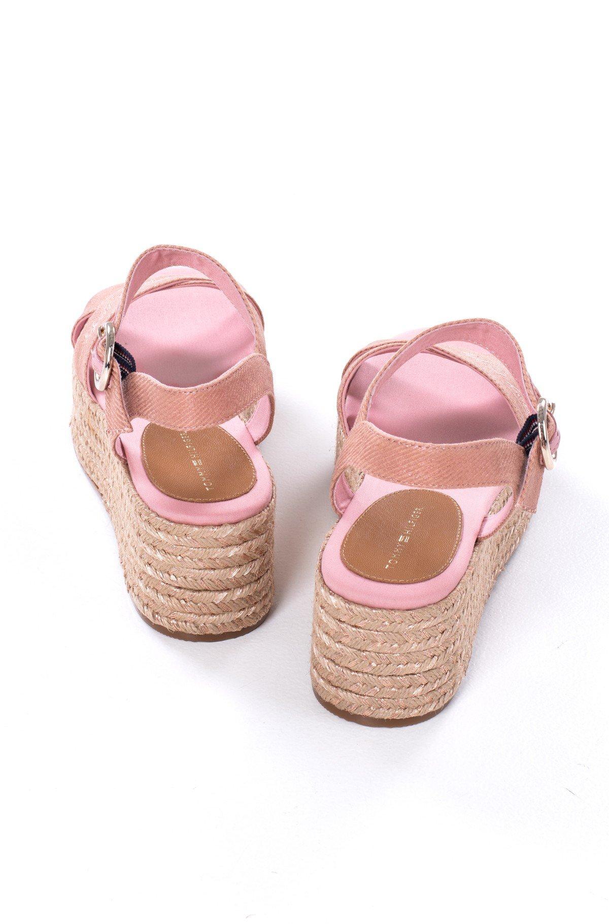 Platform shoes TH SIGNATURE FLATFORM SANDAL-full-3