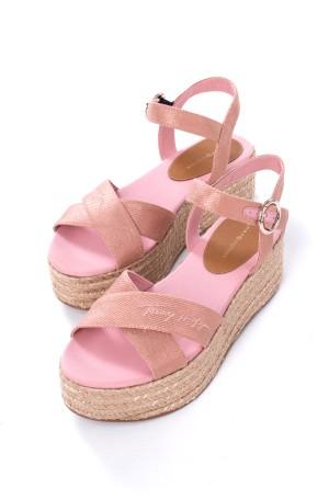 Platform shoes TH SIGNATURE FLATFORM SANDAL-1