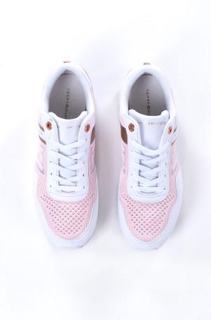 Platform sneakers  KNITTED FLATFORM SNEAKER-2