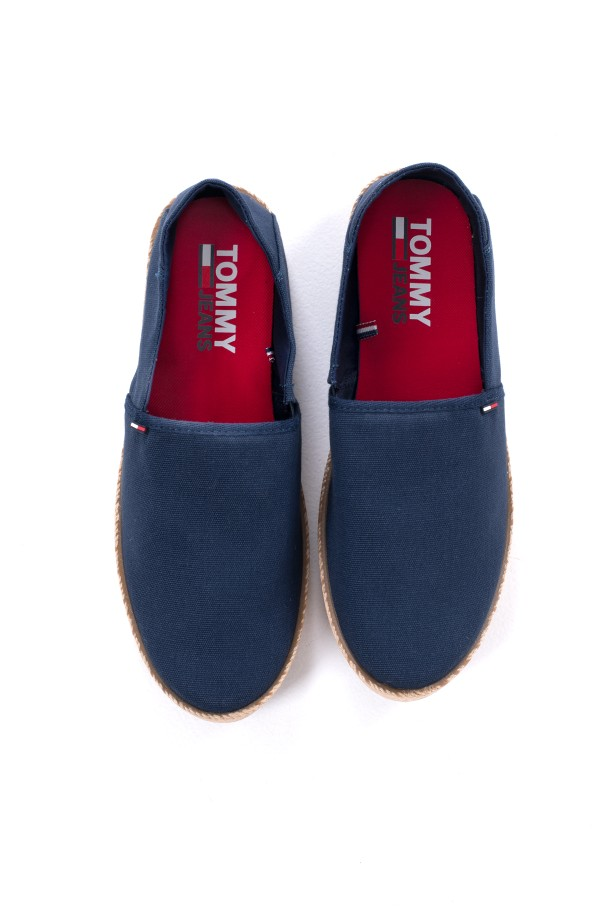 TOMMY JEANS ESSENTIAL ESPADRILLE-hover