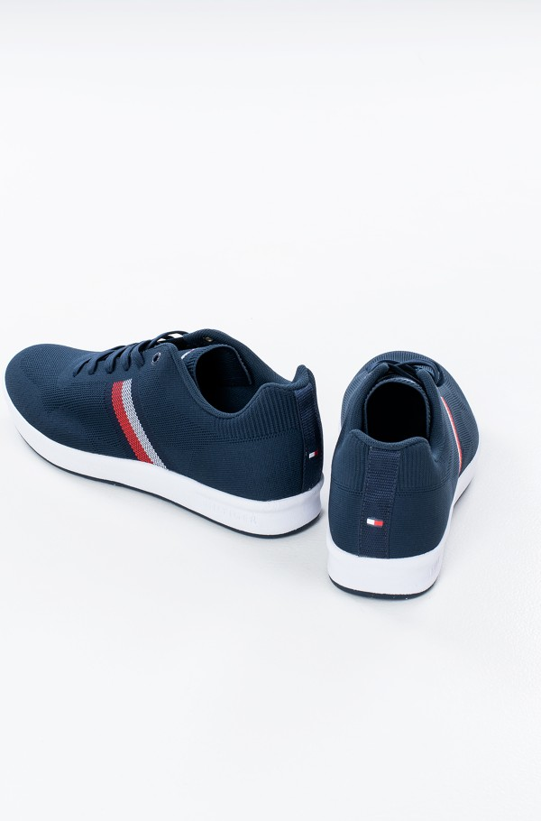 SUSTAINABLE KNIT CUPSOLE STRIPES-hover