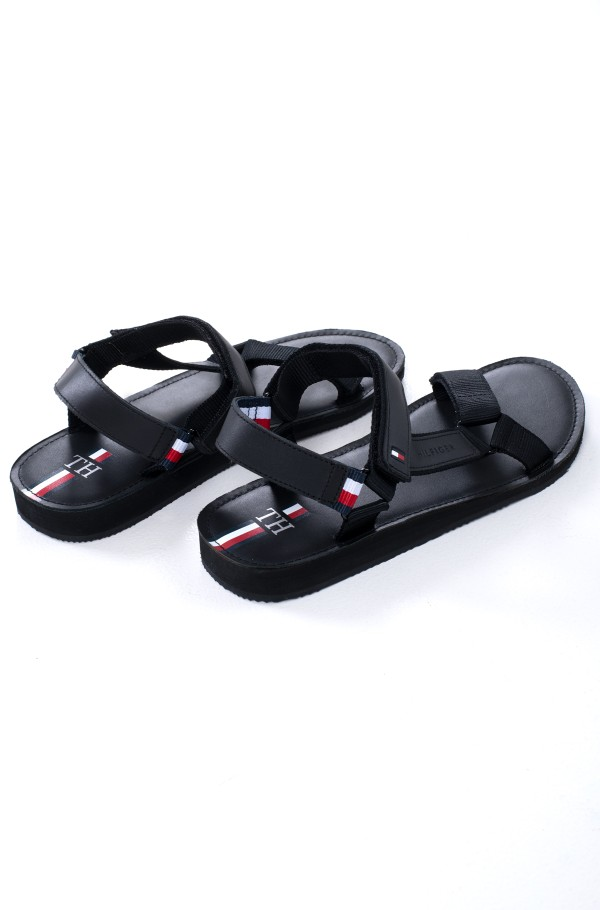 TH STRAPPY CORPORATE SANDAL-hover