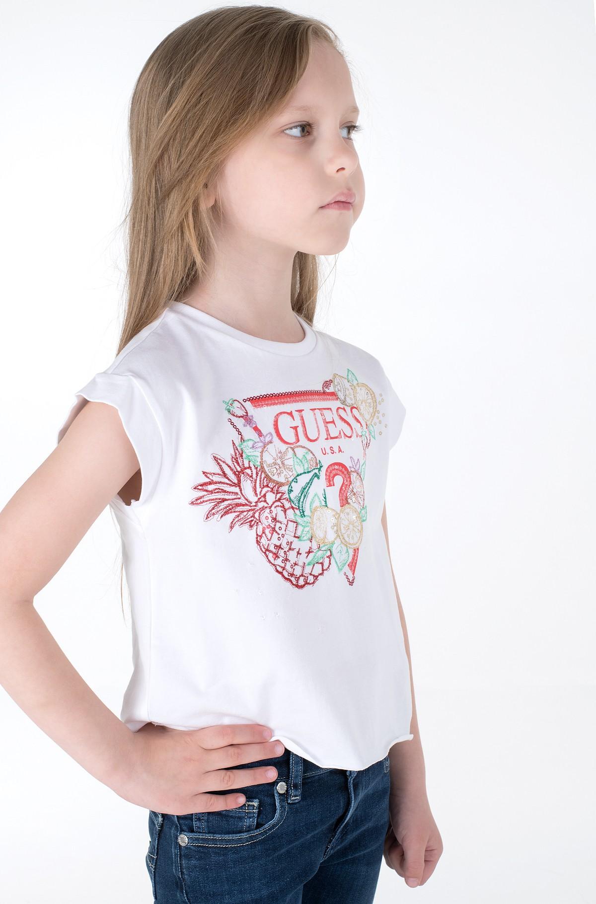 Bērnu T-krekls K1GI23 K6YW1-full-1