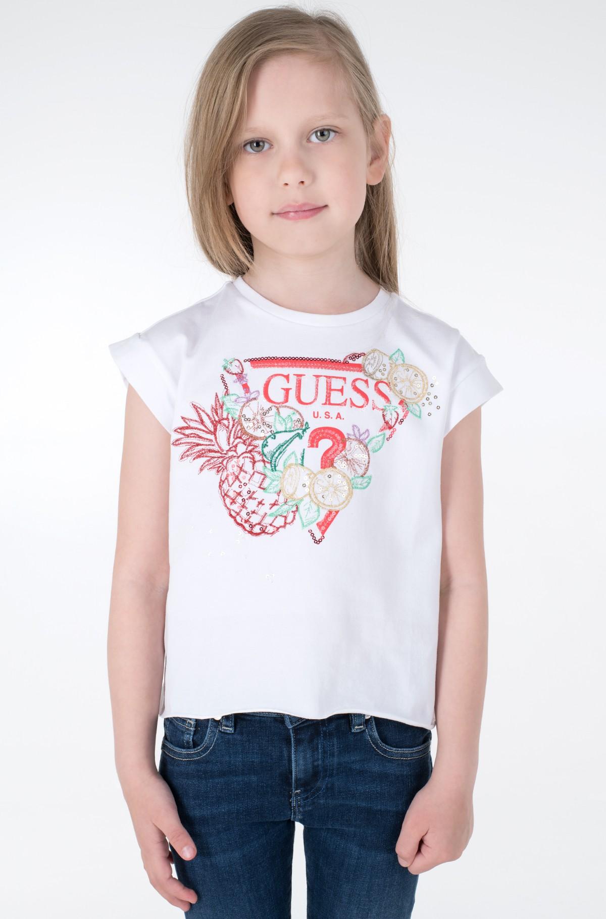 Bērnu T-krekls K1GI23 K6YW1-full-2
