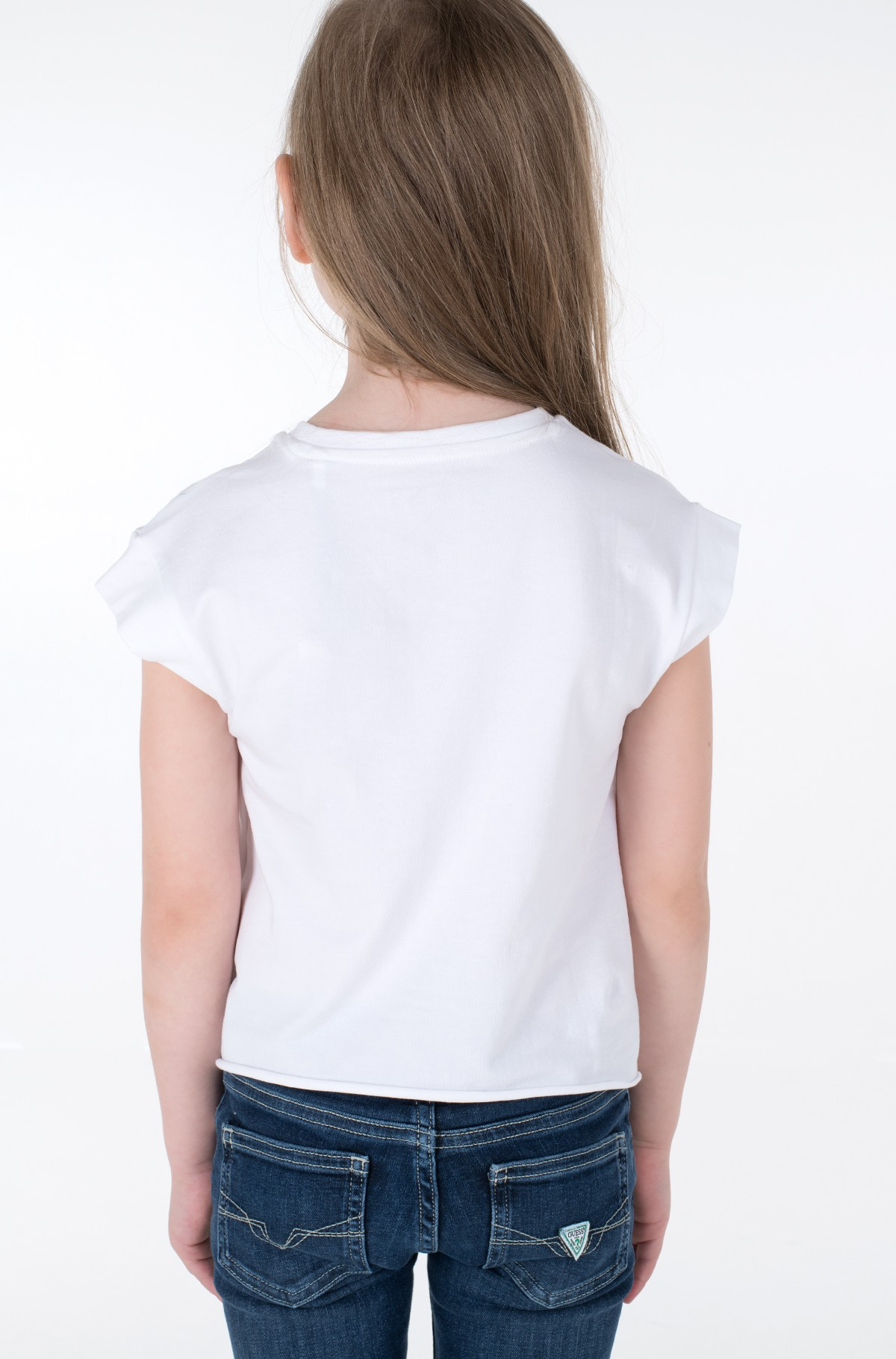 Bērnu T-krekls K1GI23 K6YW1-full-3