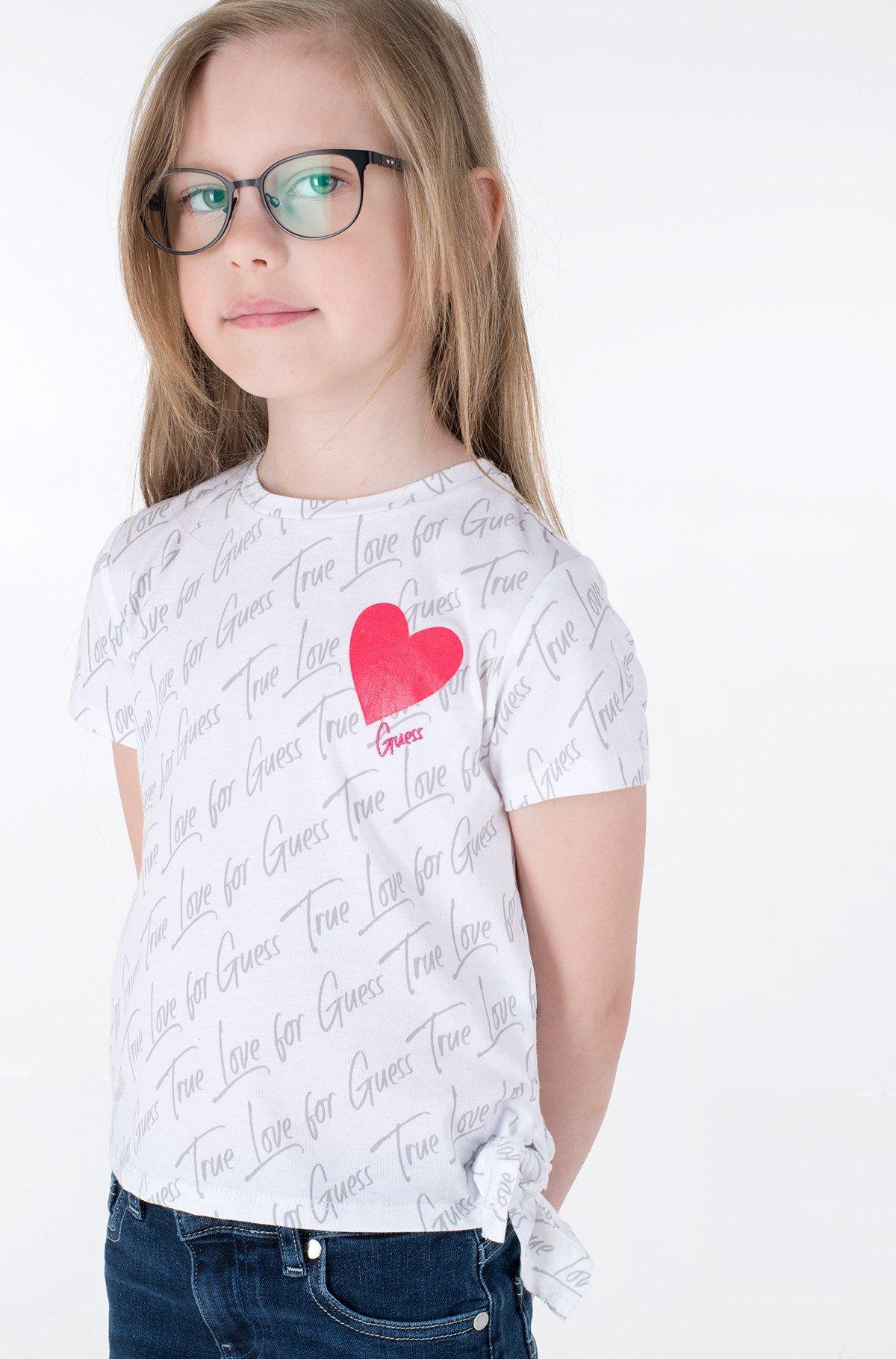 Bērnu T-krekls K1GI12 K6YW1-full-1