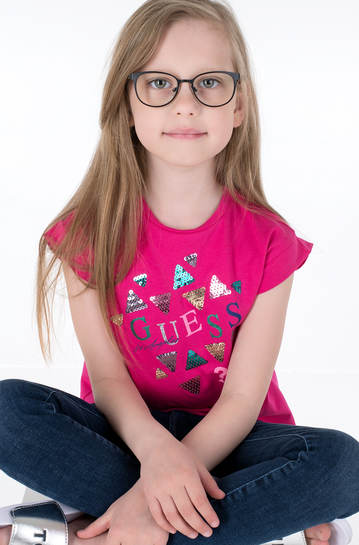 Bērnu T-krekls K1GI03 K6YW1-full-1