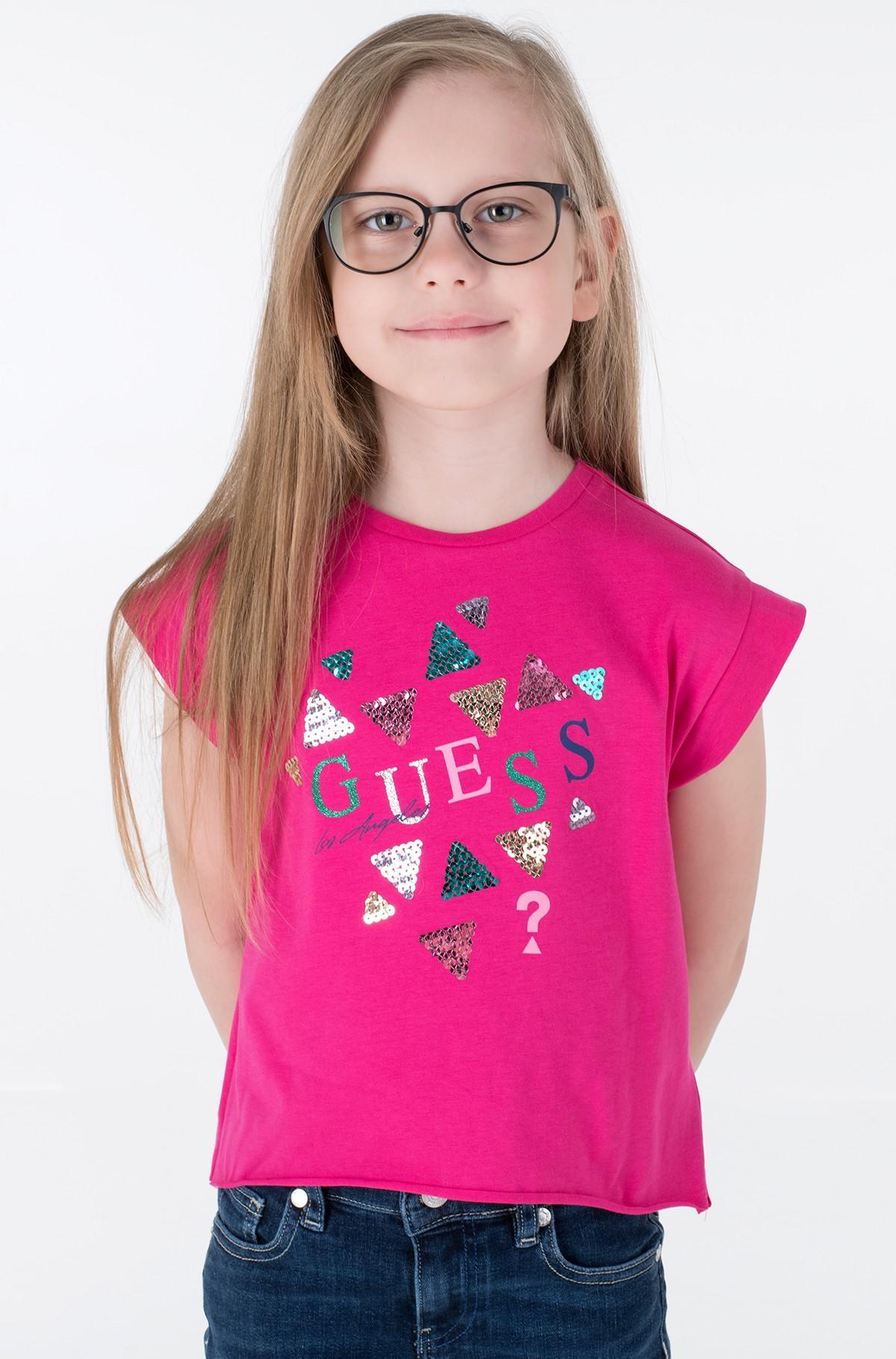 Bērnu T-krekls K1GI03 K6YW1-full-2