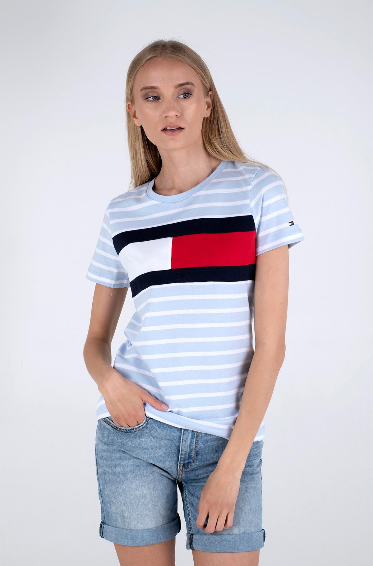 T-shirt ABO TEE REGULAR FIT FLAG-full-1