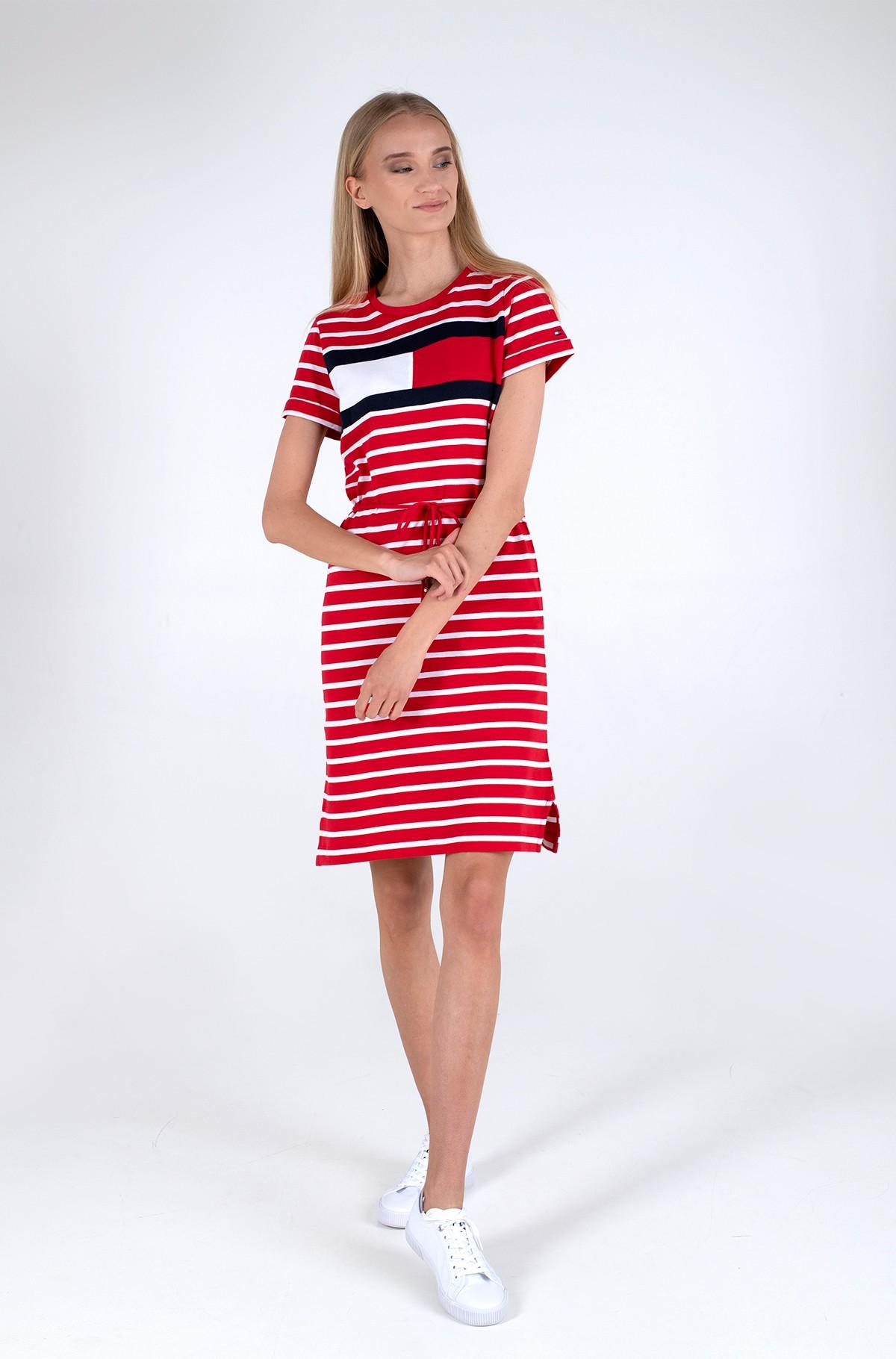 Dress ABO REGULAR T-SHIRT DRESS-full-1