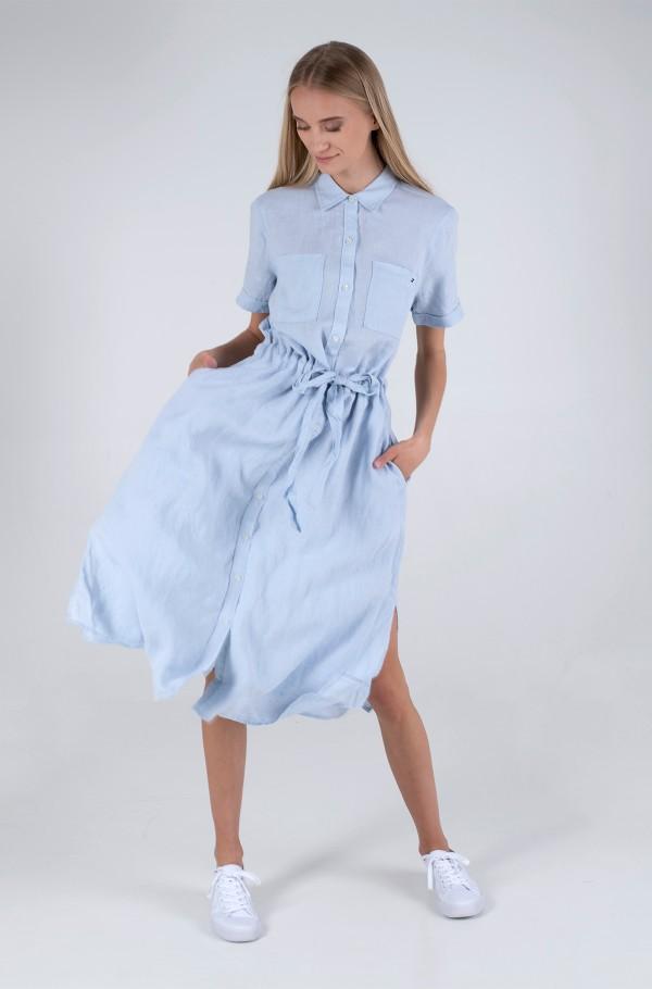 ABO LINEN DRESS
