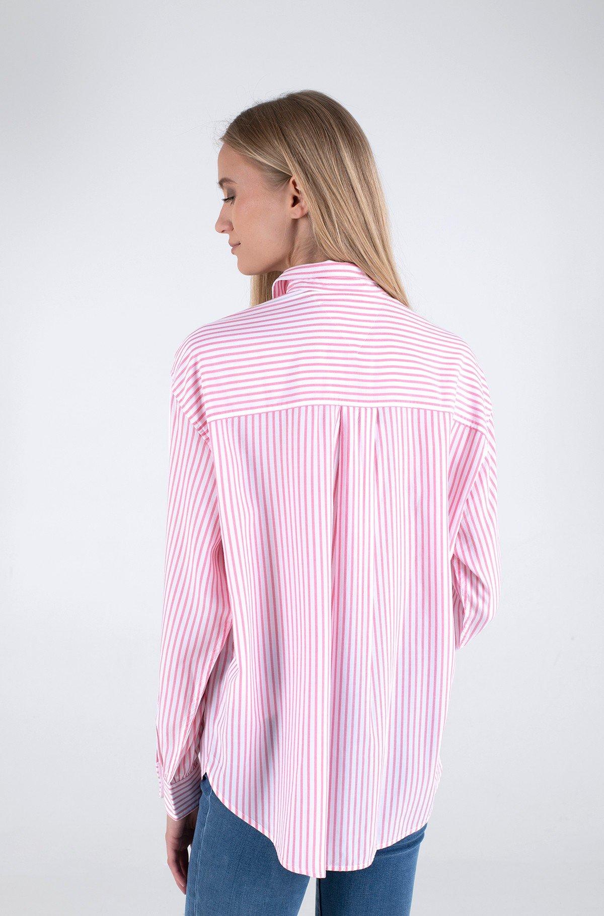 Marškiniai TJW OVERSIZED STRIPES SHIRT-full-2