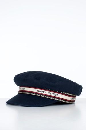 Müts TH LOGO BAKER BOY-2