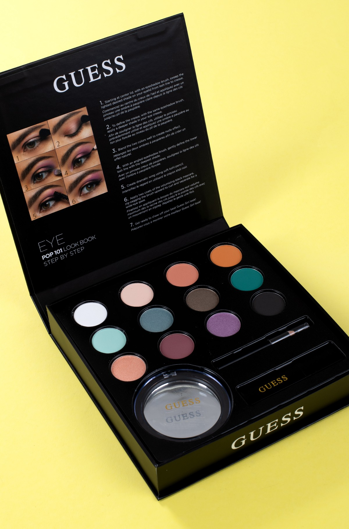 Kosmeetika komplekt GuessSeason 2 POP 101 EYE KIT-full-2