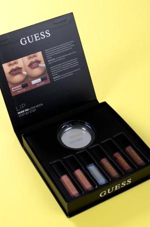 Kosmeetika komplekt Guess Season 2 Nude 102 lip kit-2