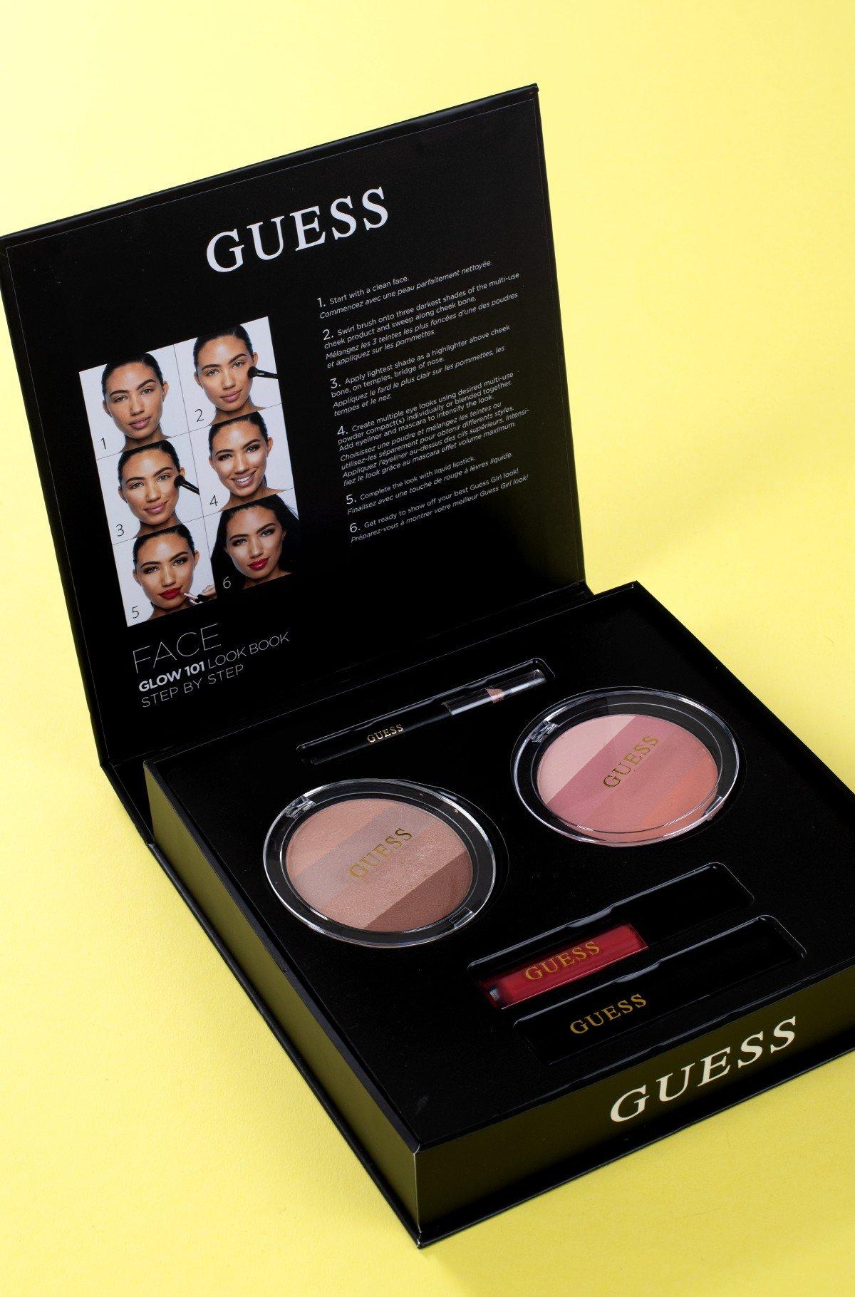 Kosmeetika komplekt Guess Season 2 Glow 101 Face Kit-full-2