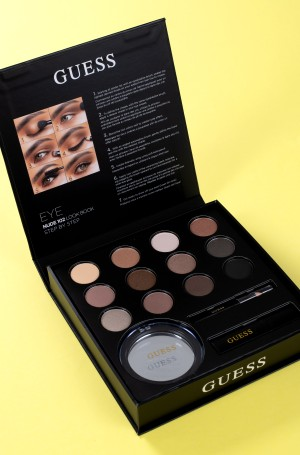 Kosmeetika komplekt Guess Season 2 Nude 102 eye kit-2