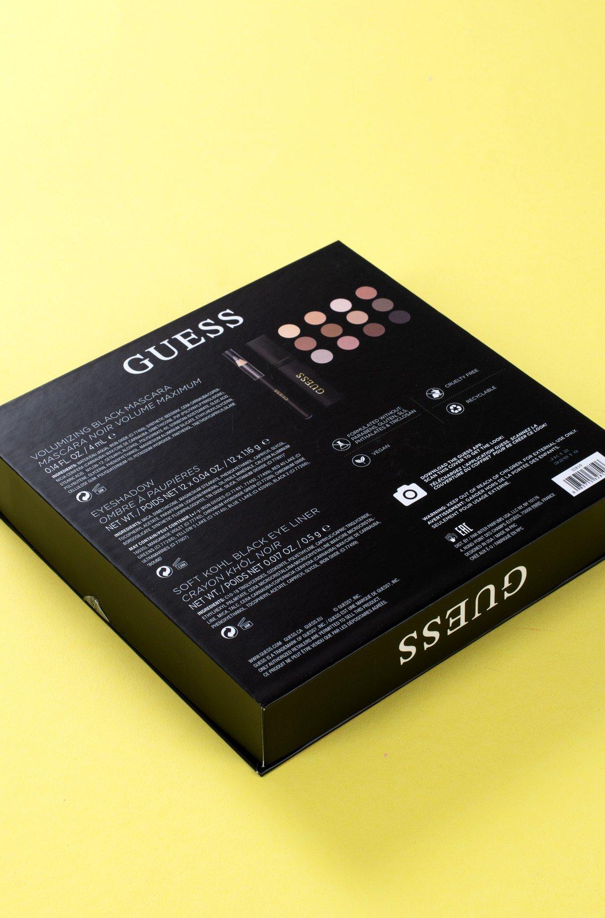 Kosmeetika komplekt Guess Season 2 Nude 102 eye kit-full-3