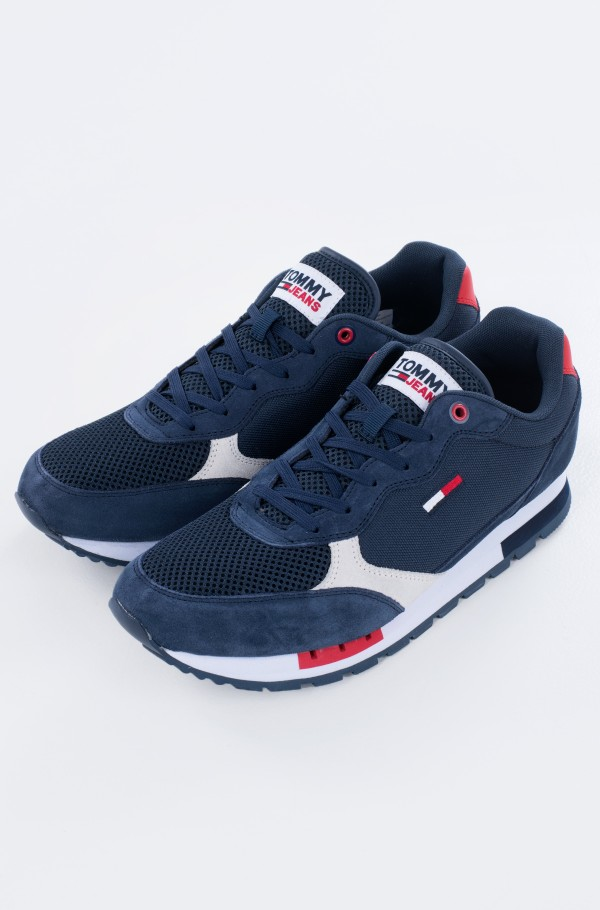 TOMMY JEANS RETRO RUNNER MIX-hover