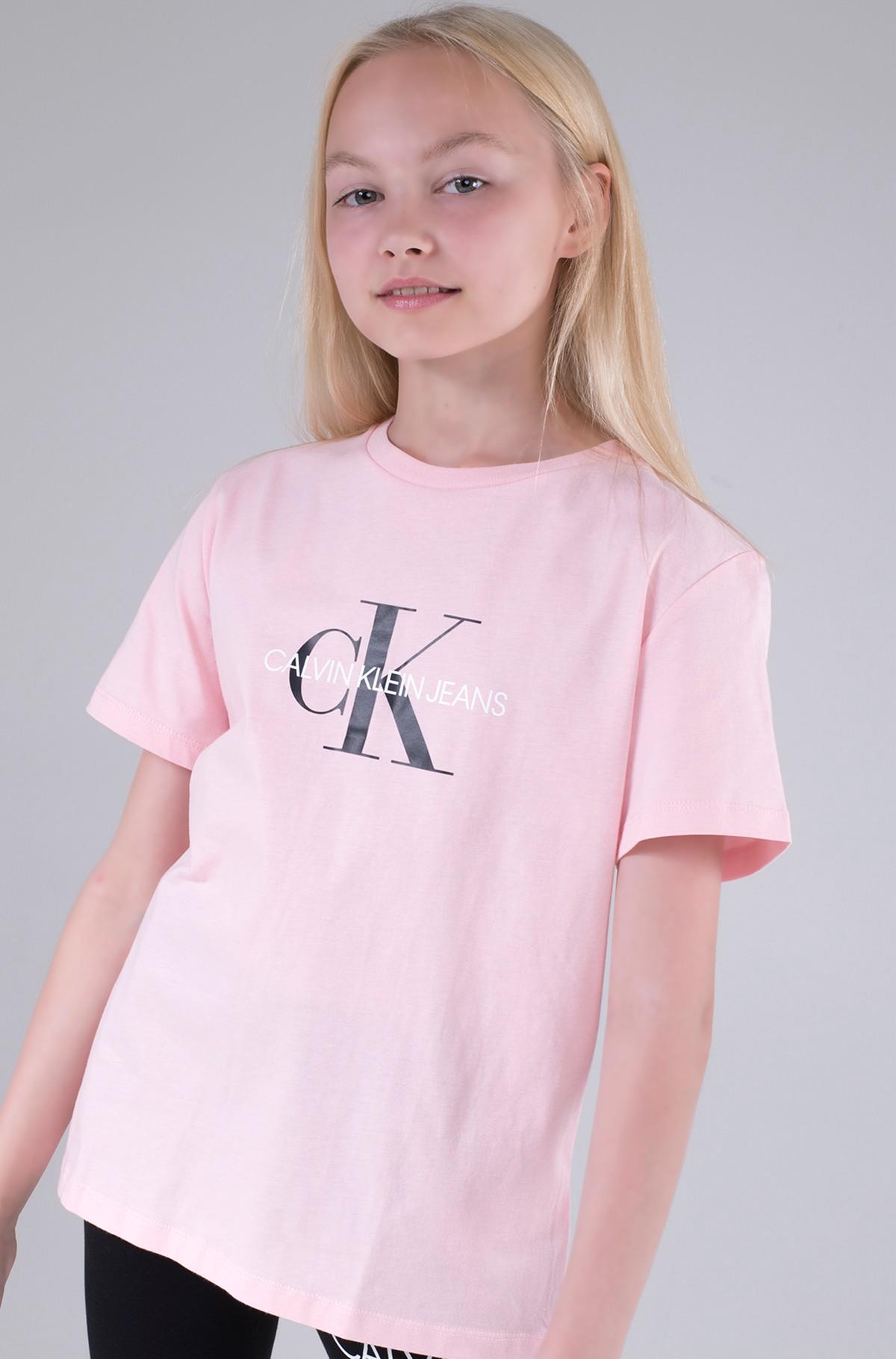 Bērnu T-krekls MONOGRAM LOGO T-SHIRT-full-1