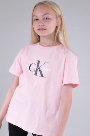 Bērnu T-krekls MONOGRAM LOGO T-SHIRT-1