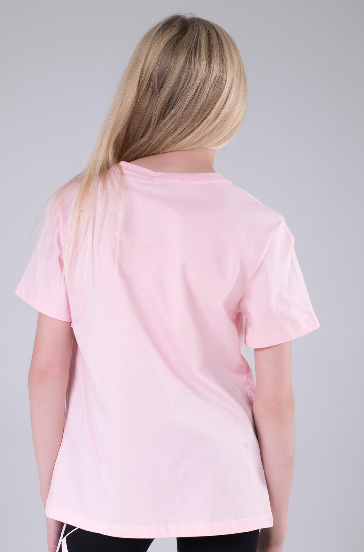 Bērnu T-krekls MONOGRAM LOGO T-SHIRT-full-2