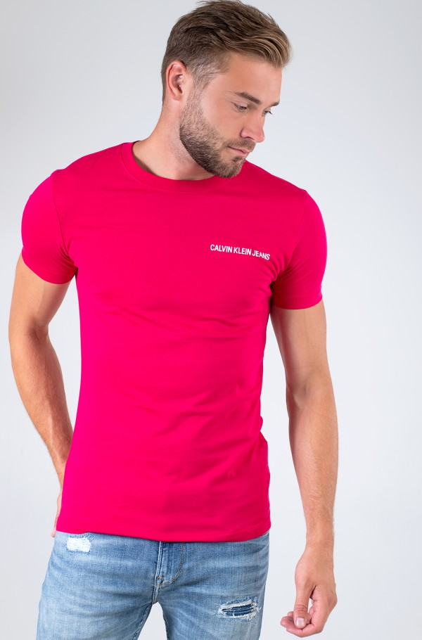 INSTITUTIONAL CHEST LOGO SS TEE